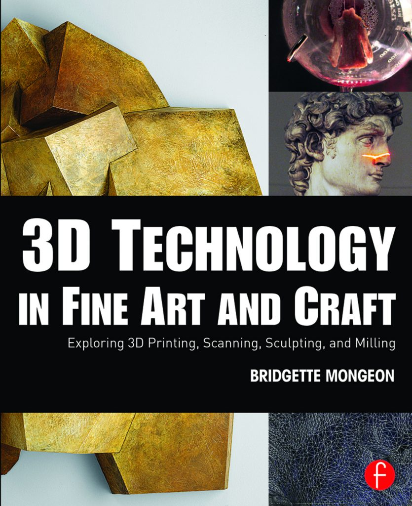 Bridgette's book on 3D technology