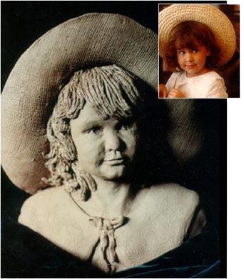 Texas artist creates portraits